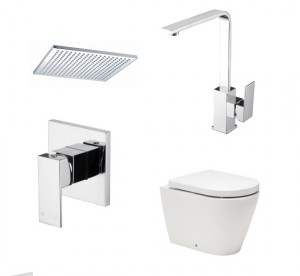 New Homes inclusions for bathroom